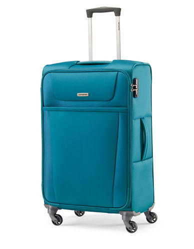 Samsonite Integra DLX 27-Inch Medium Spinner-TEAL-24
