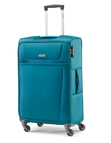 Samsonite Integra DLX 31-Inch Large Spinner-TEAL-28
