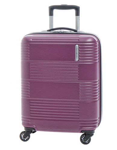 Samsonite Litesphere DLX 21-Inch Carry-On Spinner-PLUM-20