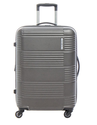 Samsonite Litesphere DLX 27-Inch Medium Spinner-CHARCOAL-24