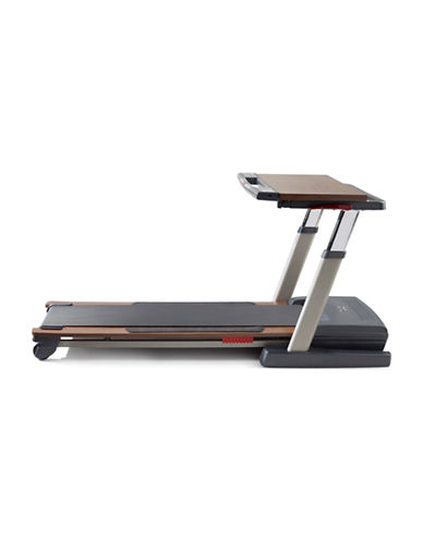 Nordic Track NordicTrack Platinum Desk Treadmill-BLACK-One Size