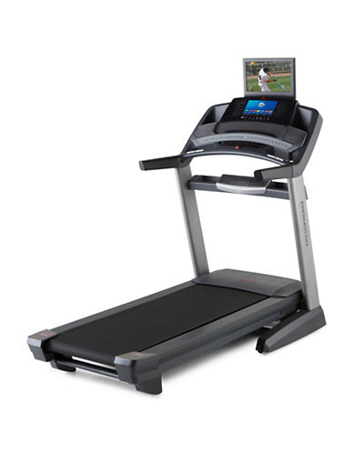 Free Motion Smooth Fitness 890 Treadmill-BLACK-One Size