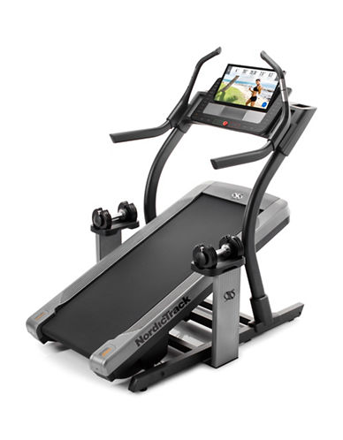 Nordic Track NordicTrack X11i Incline Trainer-BLACK-One Size
