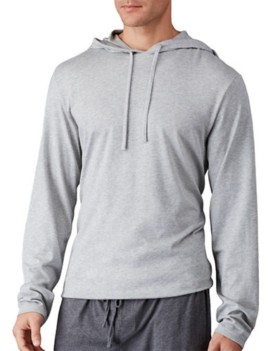 Polo Ralph Lauren Long Sleeve Hoodie Supreme Comfort-GREY-X-Large