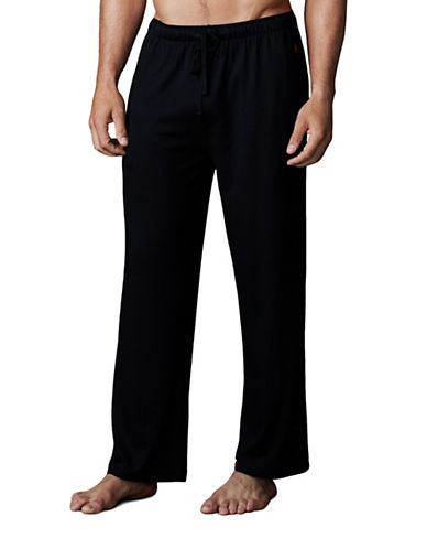 Polo Ralph Lauren PJ Pant Supreme Comfort-BLACK-Small