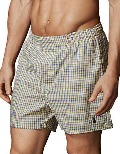 Polo Ralph Lauren Three boxers-ASSORTED-X-Large