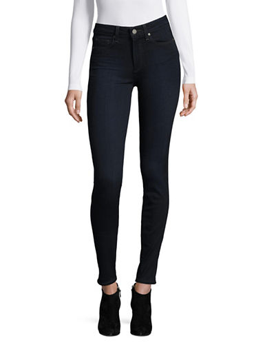 Paige Hoxton Ultra Skinny-High Rise Jeans-BLUE-31