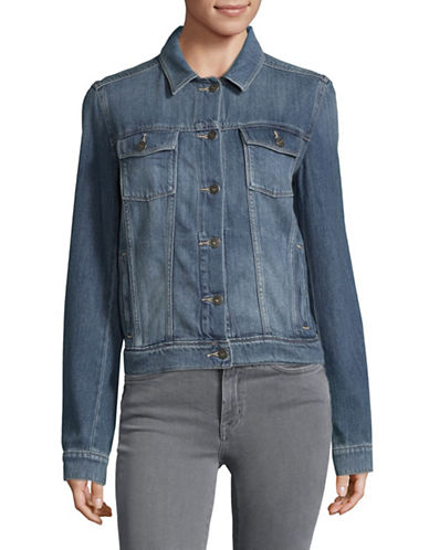 Paige Rowan Denim Jacket-BLUE-Small 89555138_BLUE_Small