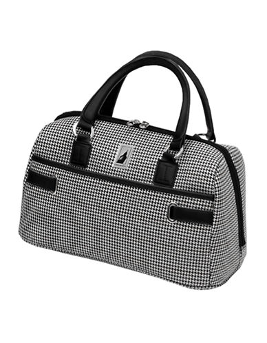 upc product image for london fog abbey 360 17 inch cabin bag black - London Fog Luggage