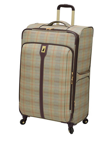 London Fog Knightsbridge 360 29-Inch Spinner-BROWN-29