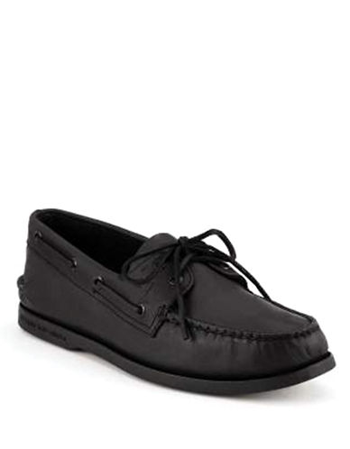 Sperry AO 2 Eye-BLACK-8.5
