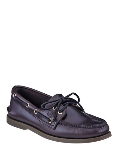 Sperry A O 2 Eye Amaretto-AMARETTO-9.5