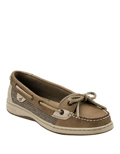 Sperry Top Sider Angelfish-LINEN/OAT-9.5