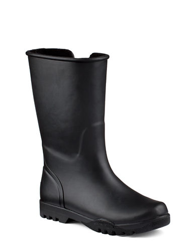 Sperry Nellie Rain Boots-BLACK-8