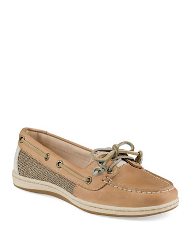 Sperry Firefish Boat Shoes-OAT-8.5
