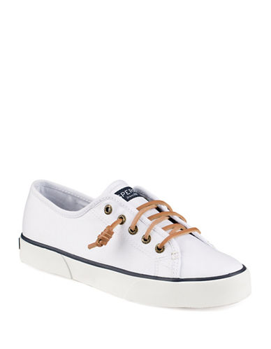 Sperry Pier View Core Sneakers-WHITE-5.5