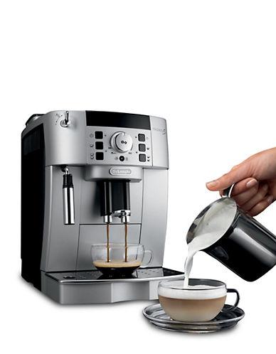 Delonghi Magnifica Xs Compact Multi Beverage Machine-SILVER-One Size
