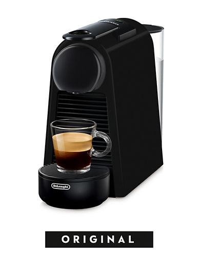 Nespresso Essenza Mini Espresso Machine by DeLonghi, Black-BLACK-One Size