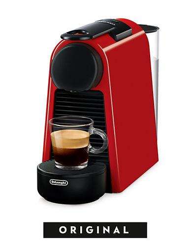 Nespresso Essenza Mini Espresso Machine by DeLonghi, Red-RED-One Size
