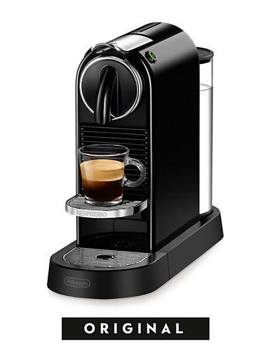 Nespresso Citiz Coffee Machine by DeLonghi-BLACK-One Size