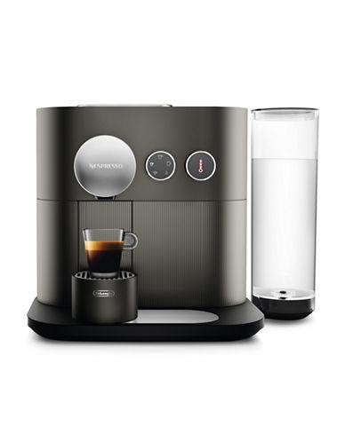 Nespresso Nespresso Expert Coffee Machine by De Longhi-GREY-One Size