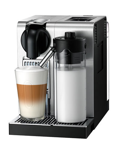 Nespresso Lattissima Pro by DeLonghi Coffee Machine, Silver-SILVER-One Size