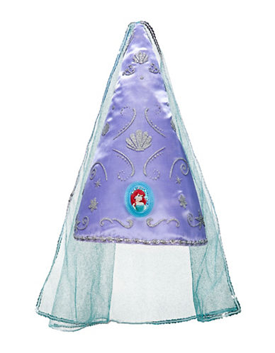 Disney Ariel Hat-PURPLE-One Size