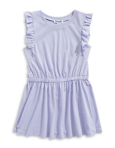 Splendid Cap-Sleeve Ruffled Dress 89925456