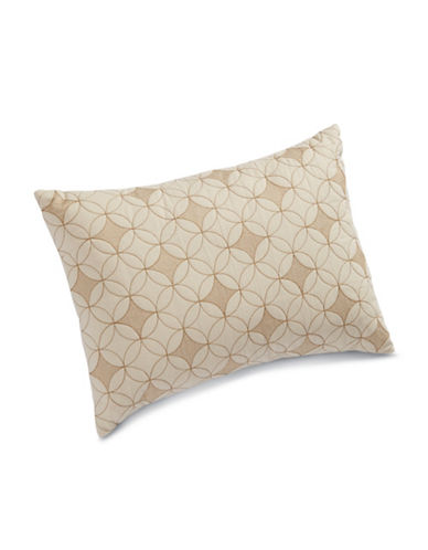 Barbara Barry Toss Pillow 12in x 16in-GOLD-One Size