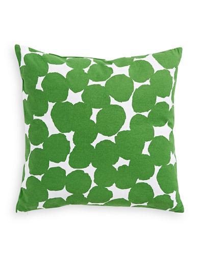 Kate Spade New York Random Dot Cushion-GREEN-18x18