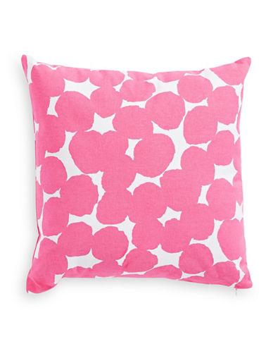 Kate Spade New York Random Dot Cushion-PINK-18x18