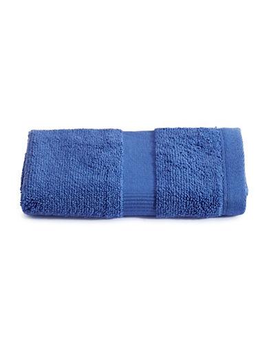 Kate Spade New York Chattam Stripe Cotton Washcloth-BRIGHT CORNFLOWER-Washcloth