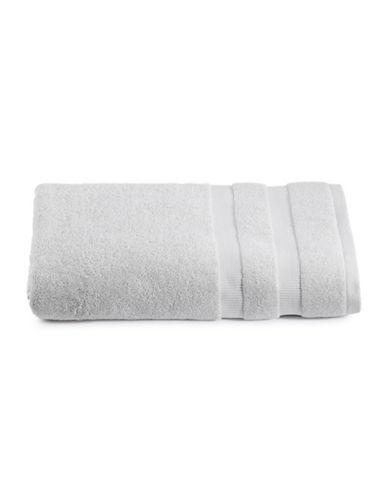 Kate Spade New York Chattam Stripe Cotton Bath Towel-PLATINUM-Bath Towel