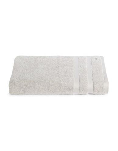 Kate Spade New York Chattam Stripe Cotton Bath Sheet-PLATINUM-Bath Sheet
