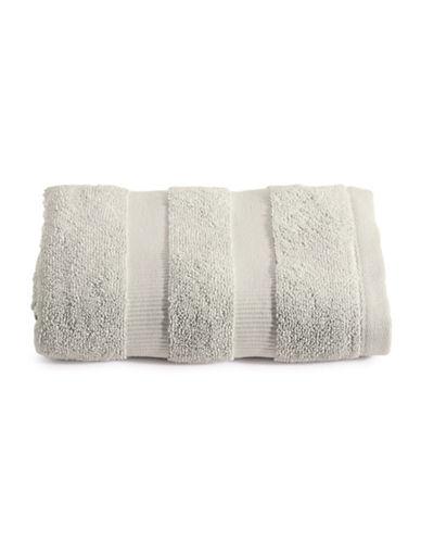 Kate Spade New York Chattam Stripe Cotton Hand Towel-PLATINUM-Hand Towel