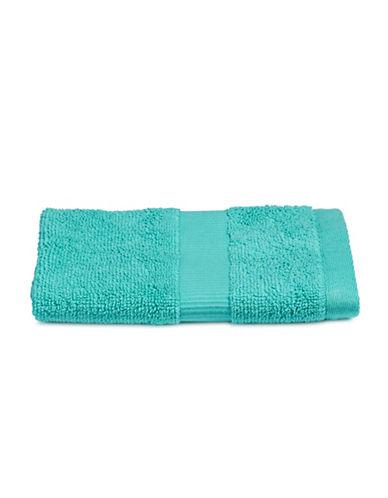 Kate Spade New York Chattam Stripe Cotton Washcloth-POOLSIDE-Washcloth