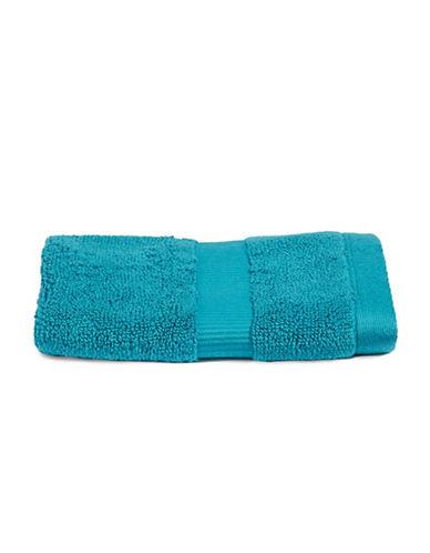 Kate Spade New York Chattam Stripe Cotton Washcloth-CARIBBEAN-Washcloth