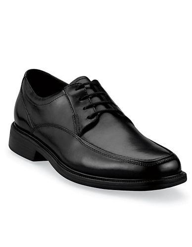 Bostonian Ipswich Bulcher Shoes-BLACK-10