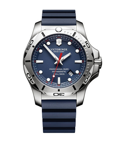 Victorinox Swiss Army I.N.O.X. 200m Pro Diver Watch-BLUE-One Size