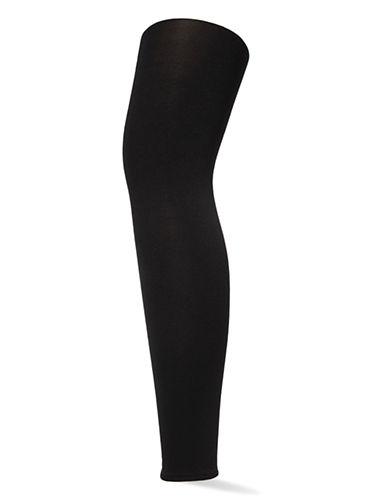 Polo Ralph Lauren Footless Tights-BLACK-Medium