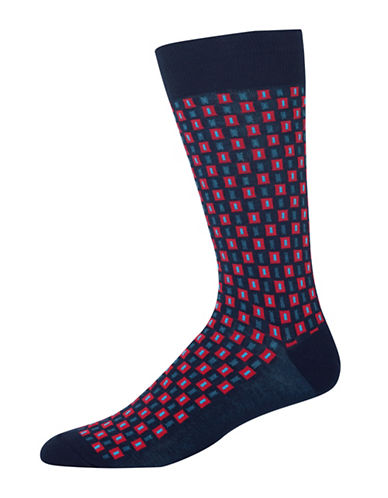 Hot Sox Tri Light Socks-BLUE-10