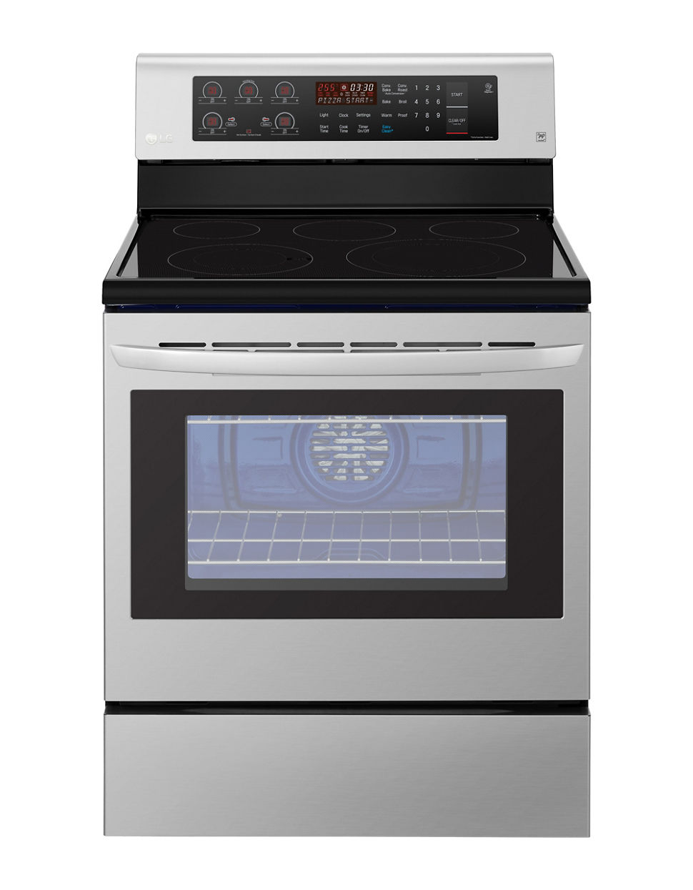 Kitchen small appliances victoria bc - Lre3193st 30 Inch 6 3 Cu Ft Freestanding Smooth Top Electric Range Stainless