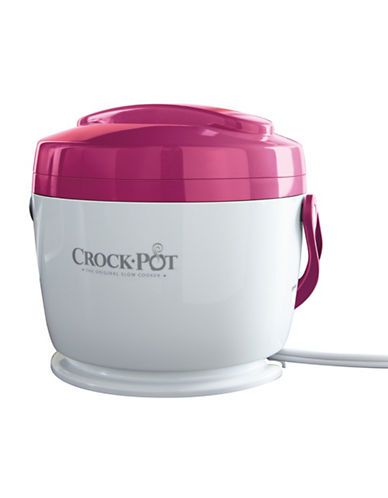 Crock Pot Lunch Crock Food Warmer-PINK-One Size