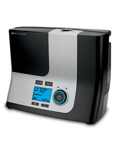 Bionaire Cool and Warm Mist Ultrasonic Humidifier-BLACK-One Size 86364250_BLACK_One Size