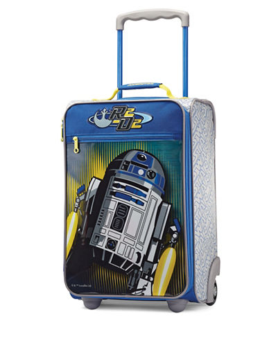 American Tourister Star Wars R2D2 Upright Suitcase-GREY-One Size