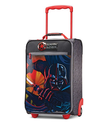 American Tourister Star Wars Darth Vader Upright Suitcase-BLACK-One Size