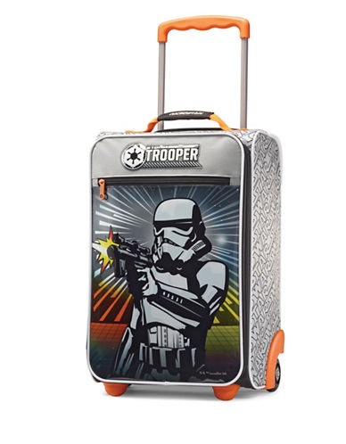 American Tourister Star Wars Storm Trooper Upright Suitcase-GREY-One Size