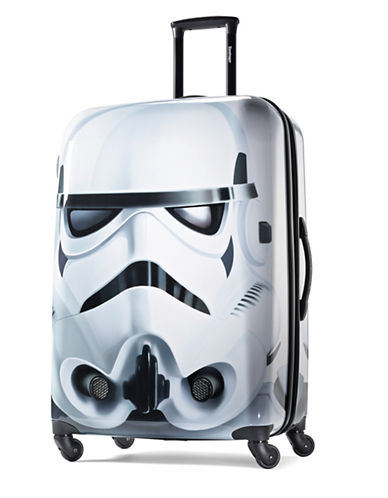 American Tourister Star Wars Storm Trooper Spinner Suitcase-WHITE-30