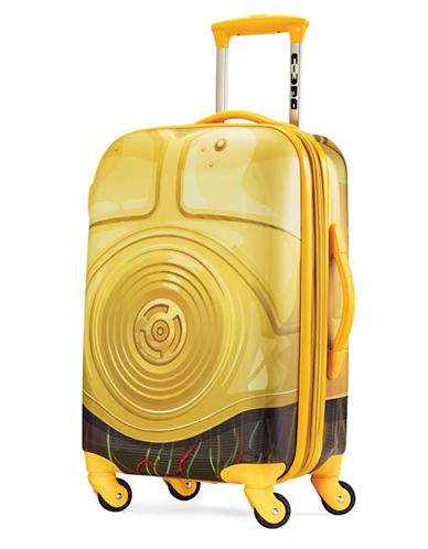 American Tourister Star Wars C3PO Carry-On Suitcase-YELLOW-22