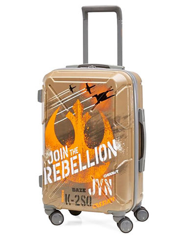 American Tourister Star Wars Rebel Carry-On Suitcase-BROWN-22